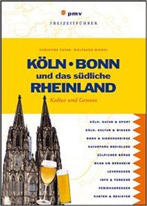 """Buchcover """"Köln, Bonn und das südliche Rheinland"""""""